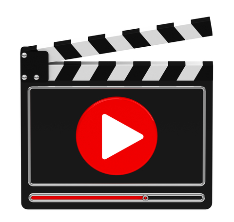 Live youtube broadcast video