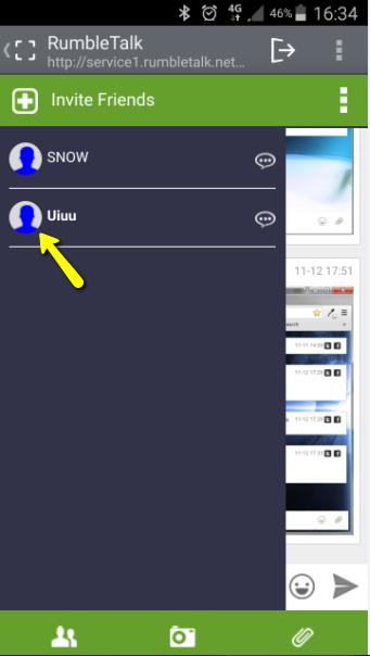 user image change via css